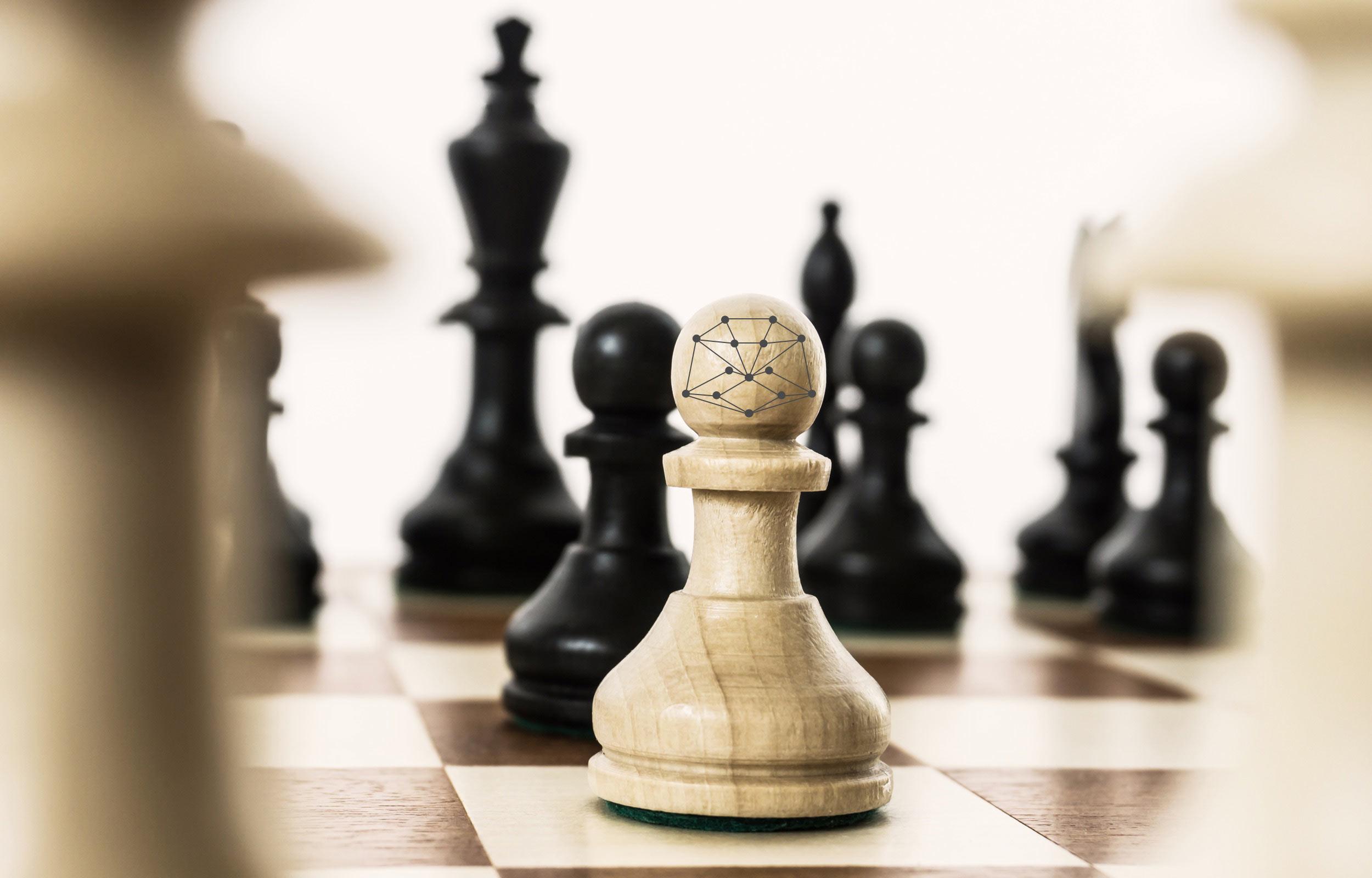 Invest-in-Heads Titelbild Schachsituation