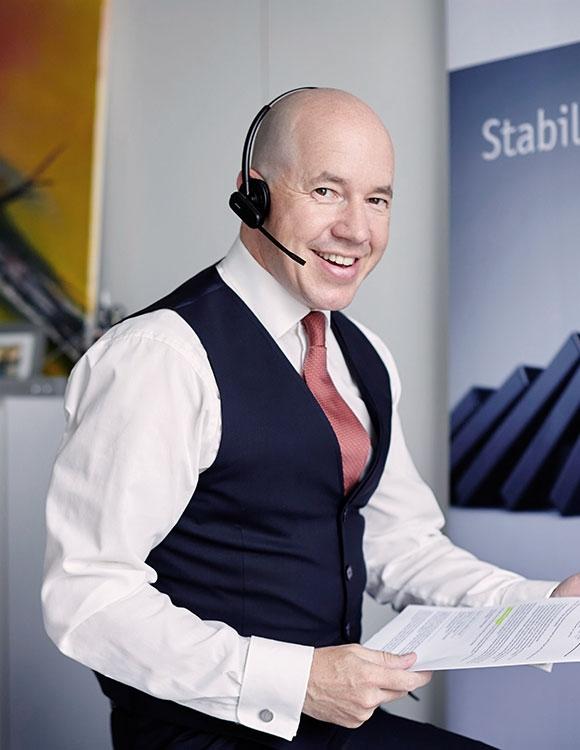 Greiff AG – Volker Schilling